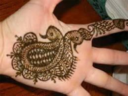 Afghani Henna Design