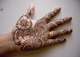 Arabic Henna Designs