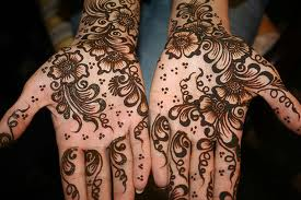 Henna Design For Hands
