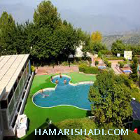 Honeymoon Hotels in Pakistan