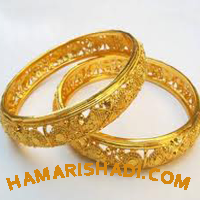 wedding gold bangles