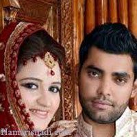 Umar Akmal wedding pics and images